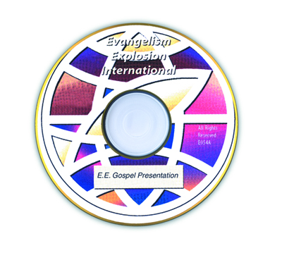 EE Gospel Presentation CD