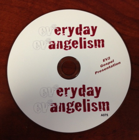 EV2 Gospel Presentation CD