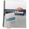 Level 1 Trainee Notebook with NIV Learning Cards