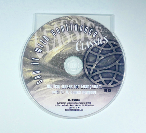 DVD - Biblical Basis for Evangelism