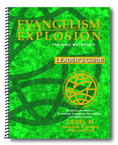 Level 3 Leader's Notebook: Preparing to Answer Tough Questions