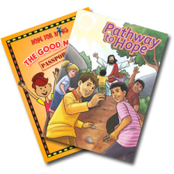 Good News Activity Book and Pathway to Hope Implementation Kit