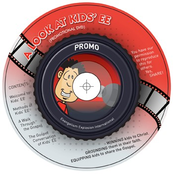 Kids' EE Promotional DVD