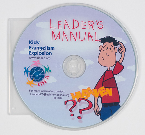 Leader's Manual on CD only
