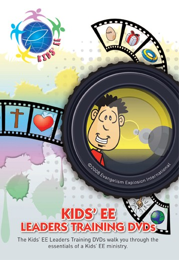Kids' EE Leaders Training DVDs