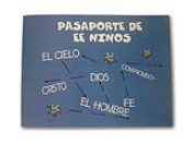 Spanish Kids' EE Passport (pack of 10)