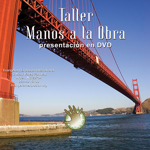 DVD Taller Manos a la Obra (SPANISH SYF Live Workshop DVD)