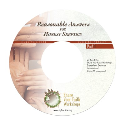Reasonable Answers for Honest Skeptics CD