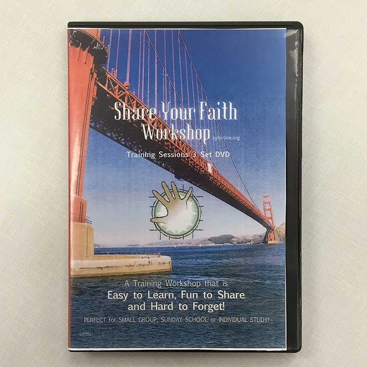 SYF Live Workshop Teaching DVD (3 Set)