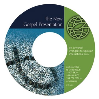 The New Gospel Presentation DVD