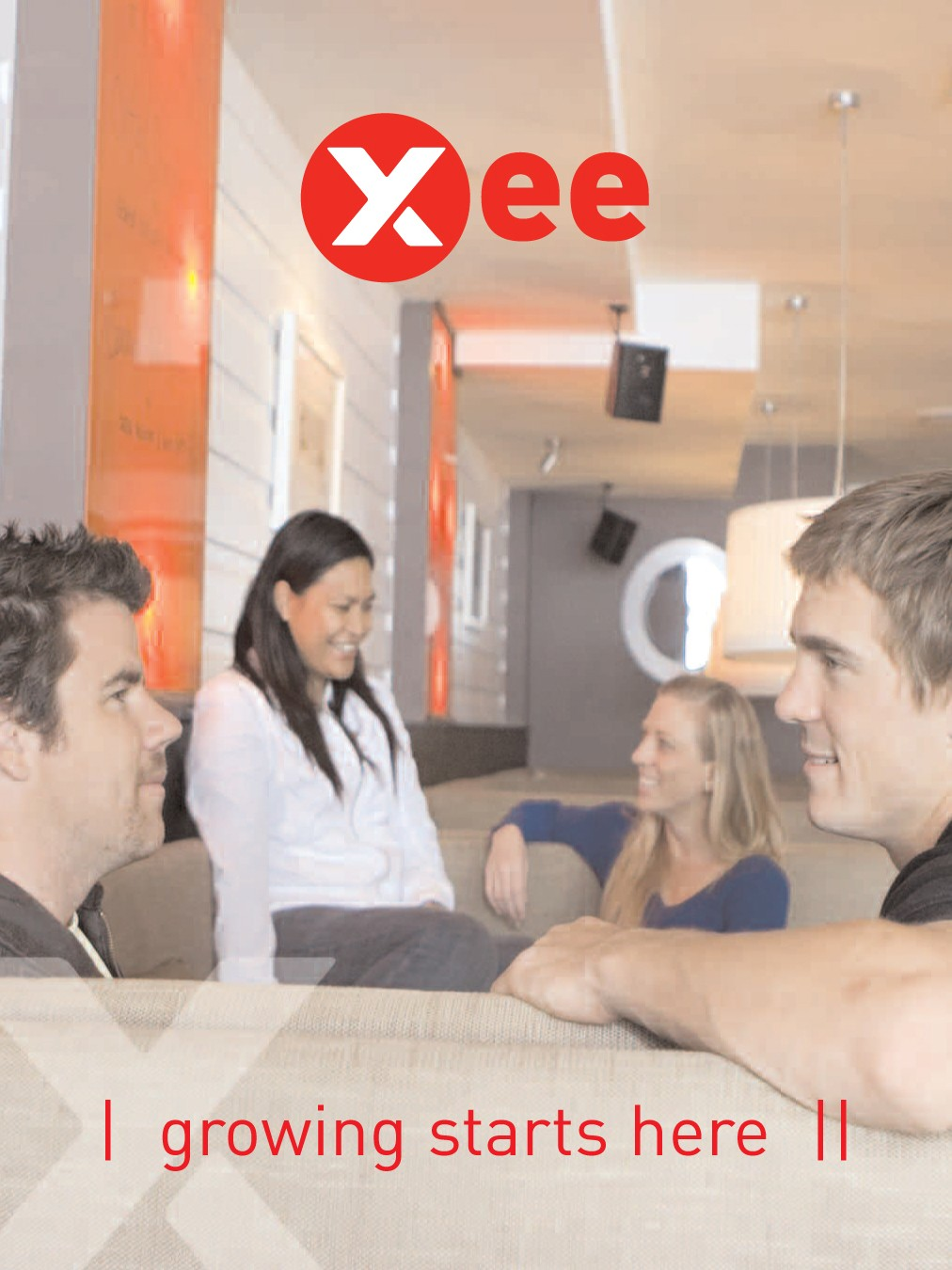 XEE Growing Starts Here Booklet