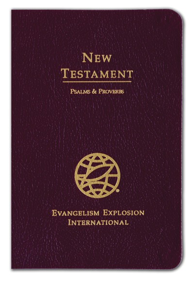 Special EE Leather New Testament Bible (NKJV)