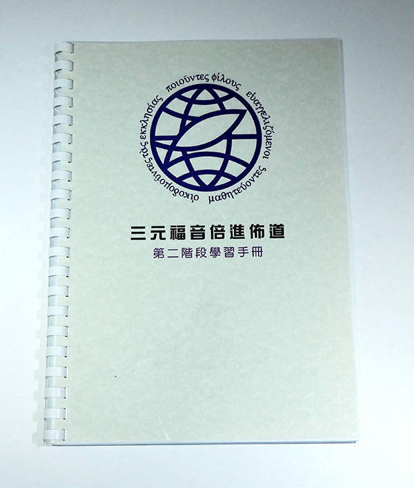 Chinese Level 2 Training Notebook