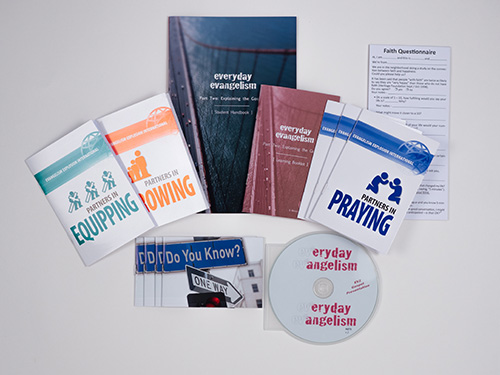 Everyday Evangelism Student Learning Kit