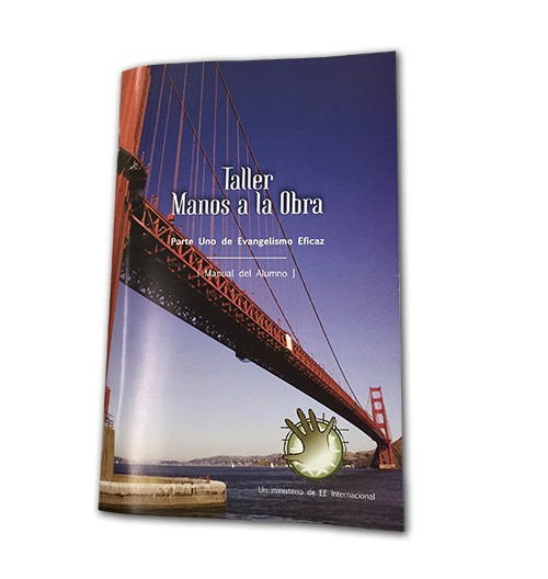 Manual del Alumno Taller Manos a la Obra (SPANISH SYF Student Manual)