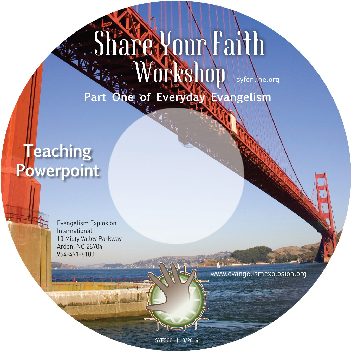 SYF PowerPoint Teaching Disc