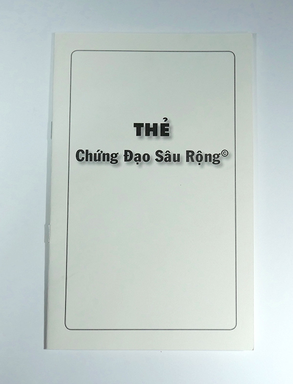 Vietnamese Learning Cards